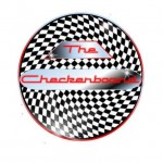 checkerboard logo