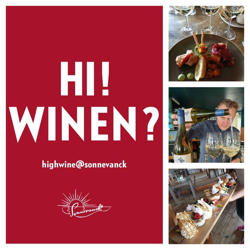High Wine Hotel