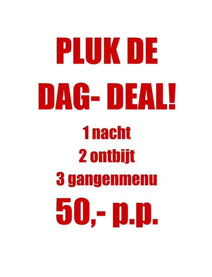 Pluk de Dag Deal